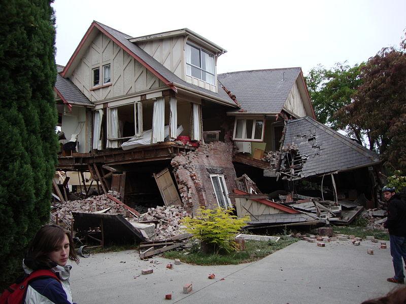 Shake, Rattle and Roll – Earthquake!!!